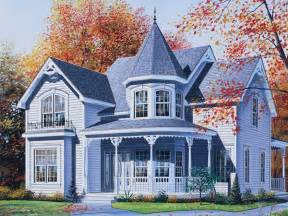 House Plans With Turrets by Gallery For Gt Victorian House Plans With Turrets