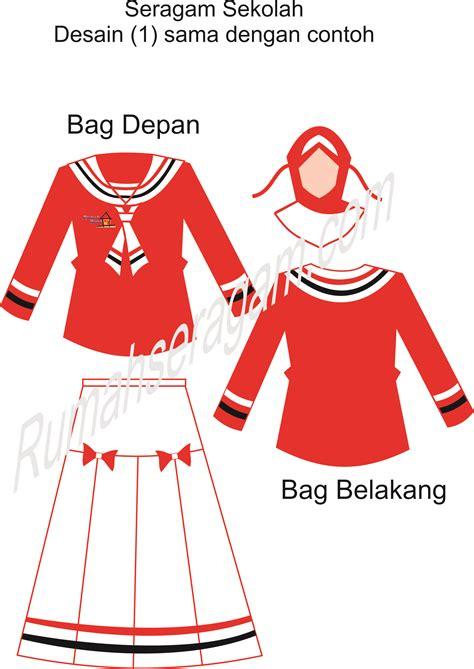 Seragam Anak Tk konveksi seragam batik baju seragam tk korea