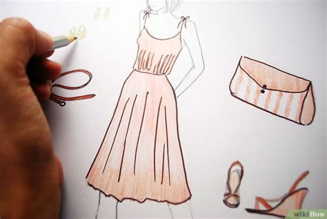 design clothes how to kleding ontwerpen wikihow