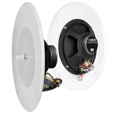 osd c1090vk 8 inch ceiling 70v speaker