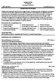 Computer Hardware Engineer Resume Format Mediagetkool Blog
