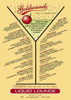 cocktail menu ideas 1000 images about menu on cocktail menu bar