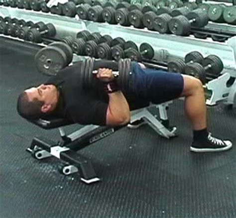 heavy dumbbell bench press best chest workout the top 5 chest exercises