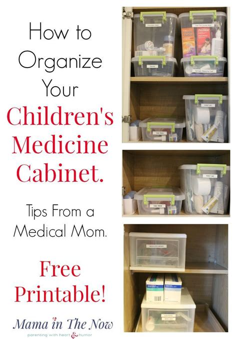 how to organize medicine cabinet best 506 home organization and planning images on