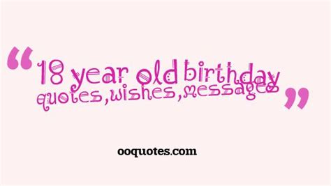 18 Year Birthday Quotes Quote About Daughter Turning 18 Just B Cause