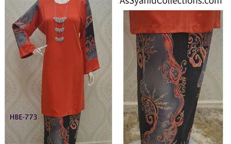 design batik cotton terkini baju kurung batik kurung pahang heritage batik series
