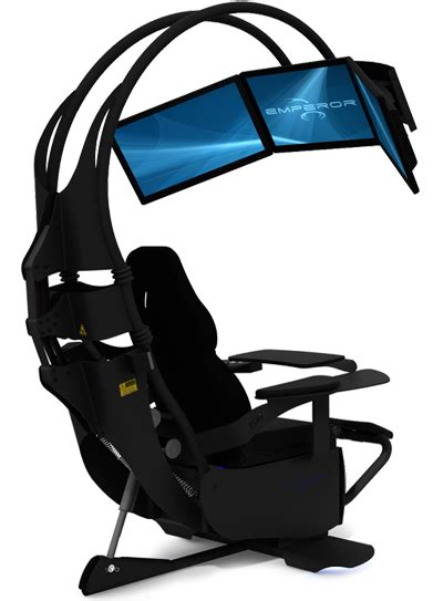 The Emperor Gaming Chair by Emperor Chair 1510 Abledata