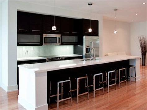 one wall kitchen with island one wall kitchen designs browse photos of kitchen design