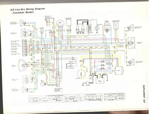 motor wiring kawasaki wiring diagram 440 ltd 99 diagrams motor gt550 loom kawasaki 440 ltd