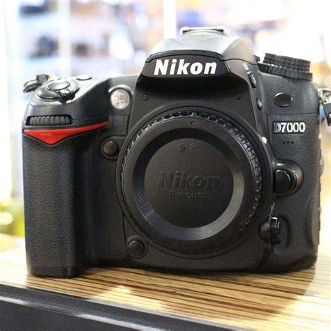 used nikon d7000 d slr harrison cameras