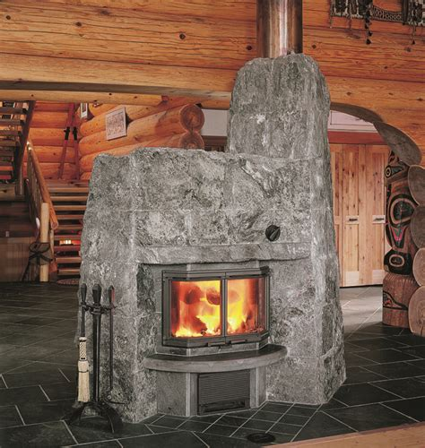Russian Fireplace Plans by Masonry Heaters