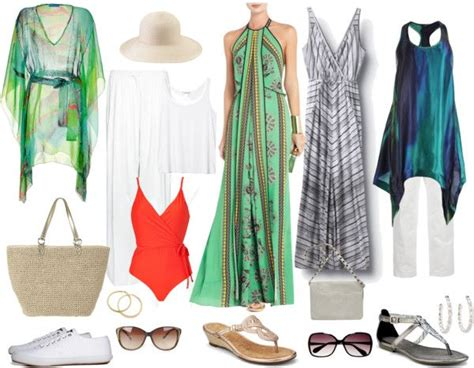ladies caribbean cruise outfits quot cruise wear quot by fiftynotfrumpy liked on polyvore