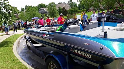 stratos boats you tube 1996 stratos bass boat 150 evinrude for sale youtube
