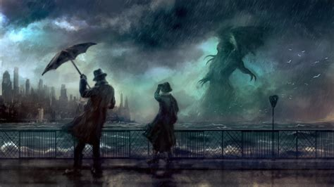 lovecraft wallpaper cthulhu full hd wallpaper and background 1920x1080 id