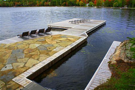 boat lifts for sale peterborough r j machine custom built docks in peterborough s