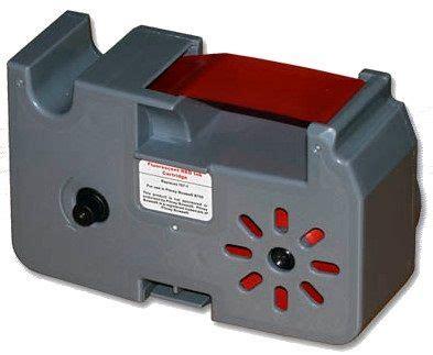 Ribbon Cassete Petney Bowes B700 data print dpm p7671 r compatible pitney bowes 767 1 fluorescent ribbon cassette for use