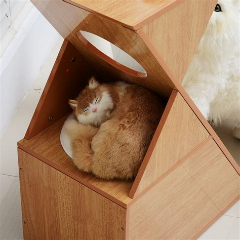 cat furniture tree aosomca