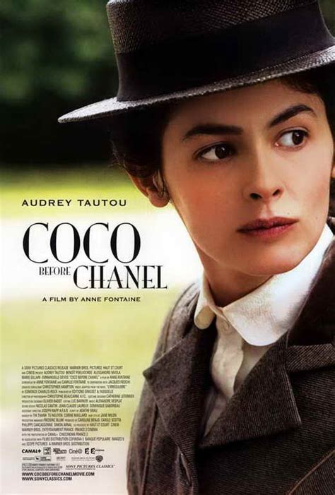 film coco chanel on line coco before chanel movie posters from movie poster shop