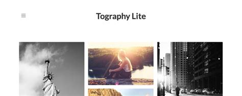 50 attractive photography wordpress themes for 2016 50 beautiful free wordpress themes for 2016