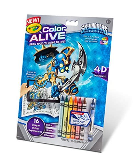 crayola action coloring pages crayola color alive action coloring pages skylanders