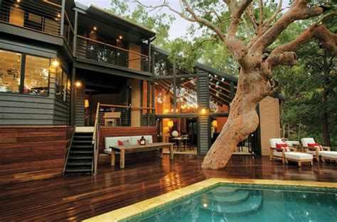 australian beach house  outdoor furnitures