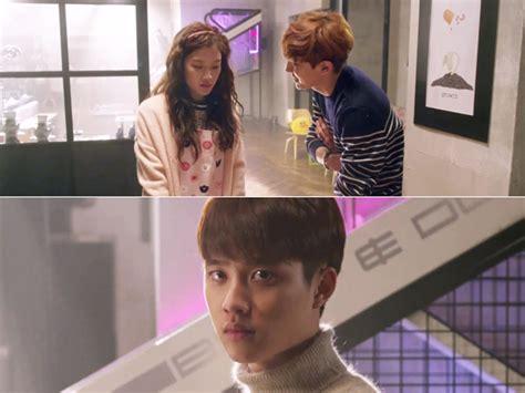 akhir exo next door chanyeol vs d o siapa yang dipilih dreamers radio article tag chanyeol exo
