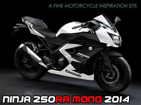 Sen Tempel Oval 250 Sl Rr Mono kawasaki 250sl bike 2014 uapppiikk tenan motoblast