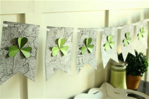 shamrock decorations home decor themes