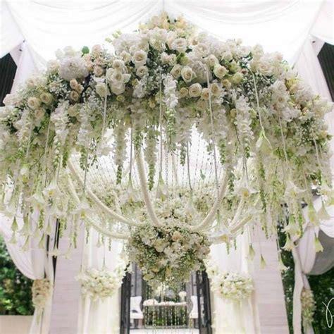design house decor com suspended florals for weddings suspended floral