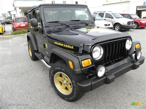 2006 jeep golden eagle 2006 black jeep wrangler sport 4x4 golden eagle 21937083