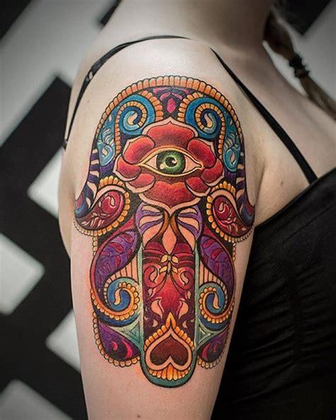 hamsa tattoo hand up or down the gallery for gt hamsa elephant tattoo