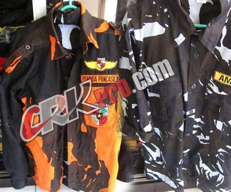 desain jas knpi konveksi pakaian seragam ormas baju organisasi masa islam