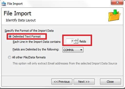 format csv yahoo mail importing email contacts from a csv file into groupmail