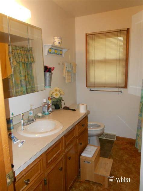 farmhouse bath decor denise   whims clipboard