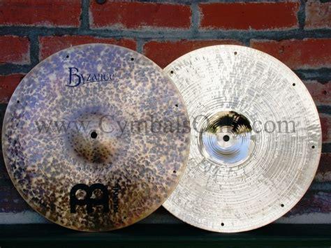 Meinl Cymbal Byzance Hihat 13 cymbalsonly meinl byzance fast hi hats