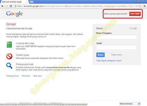membuat alamat email lewat yahoo cara membuat akun alamat email google gmail gpsc system