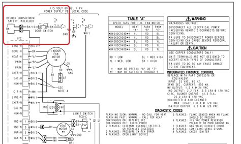 bryant air conditioning units wiring diagram bryant