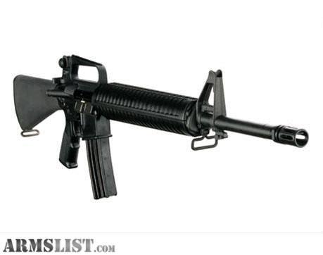 armslist for sale: dpms ar15 a2