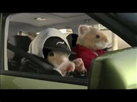 Kia Soul Hamster Commercial 2010 Kia Hamsters On Hamsters Commercials