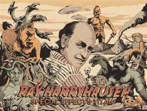 harryhausen signed special effects brochure harryhausen special effects titan official hd trailer