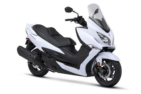 suzuki burgman  motor scooter guide