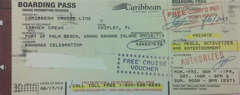 boarding pass cruise scam the latest to plague the bay county area wfsu