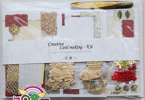 Handmade Kits - beautiful handmade cards you would to buy