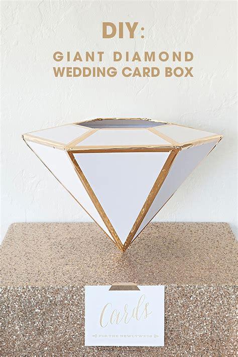 wedding card box diy learn how to make this diy wedding card box