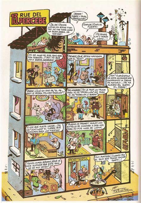 13 rue del percebe 13 rue del percebe was a famous comic book by francisco ib 225 241 ez it s a single panel that takes