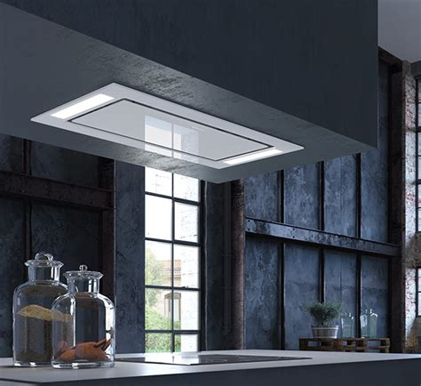 Hottes De Plafond by Hottes De Plafond Pour Votre Cuisine Faber S P A
