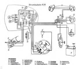 R Ignition Part 2 Wiring Diagram R26 Salis Salis