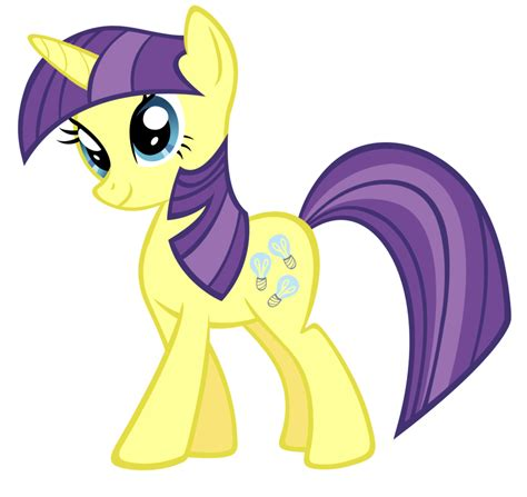 My Little Pony Blind Bag Wave 2 G4 My Little Pony Reference G4 Characters