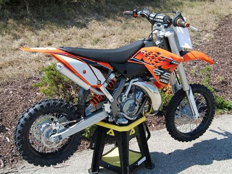 Ktm Used Dirt Bikes For Sale 2014 Ktm 65 Sx Dirt Bike For Sale On 2040 Motos