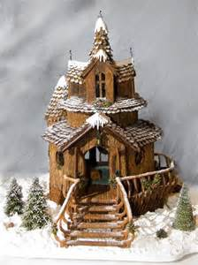 How To Make Miniature Christmas Trees - a gingerbread recipe from asheville s grove park inn hgtv